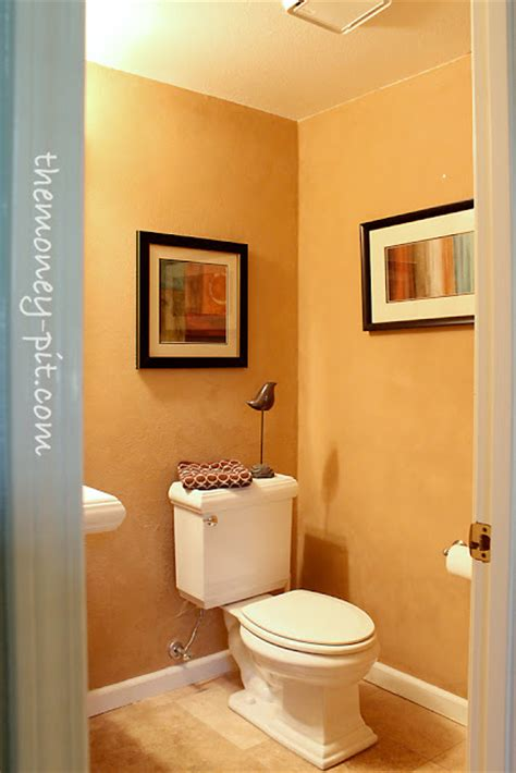powder room reveal the six fix