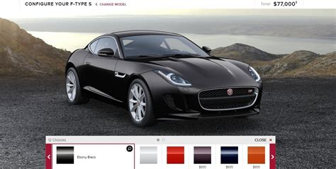 car revs daily 2015 jaguar f type s coupe options exteriors and interior colors detailed1