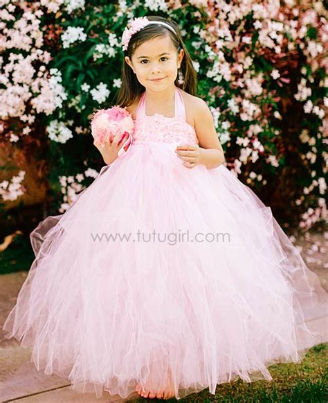 Dress Tutu light pink tutu dress