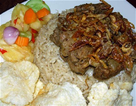 membuat nasi kebuli resep cara membuat nasi kebuli kambing khas arab resep om