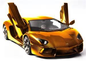 Gold Lamborghini Pictures Gold Lamborghini Aventador Photo 1 13337