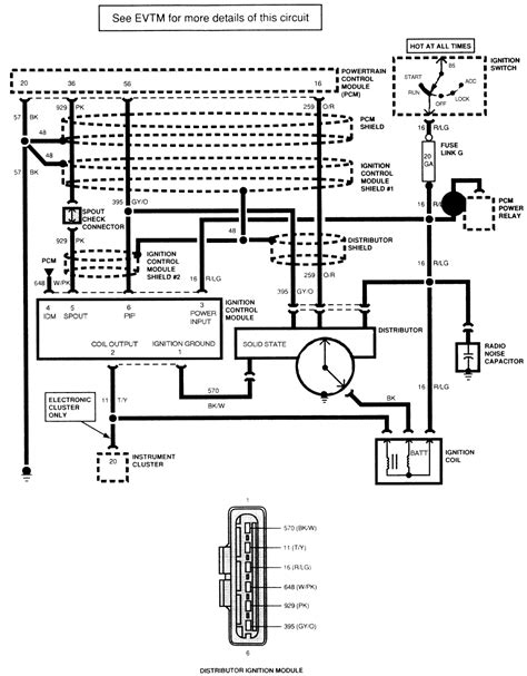 75 ford ignition module wiring diagram 75 free engine image for user manual