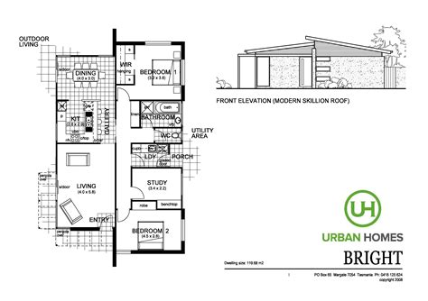bright house plans modern house plans tasmania