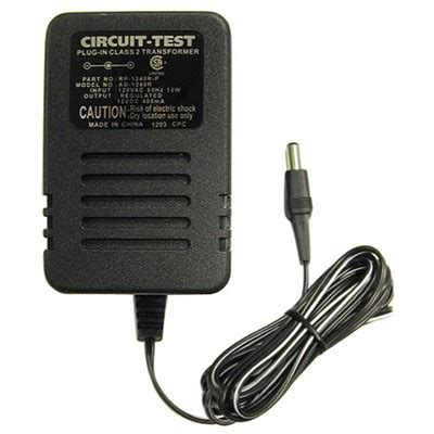 Adaptor Dc ac dc adapter 12vdc 400ma positive regulated