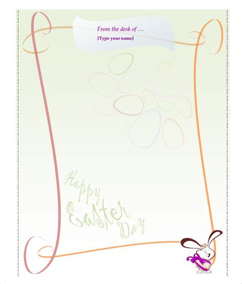 letter to easter bunny template easter bunny letter 7 free documents in pdf word