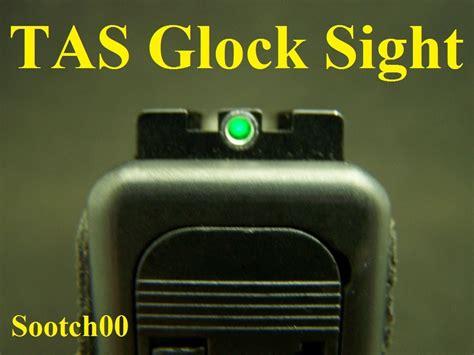 Tas Optik by Tas Fiber Optic Glock Sight