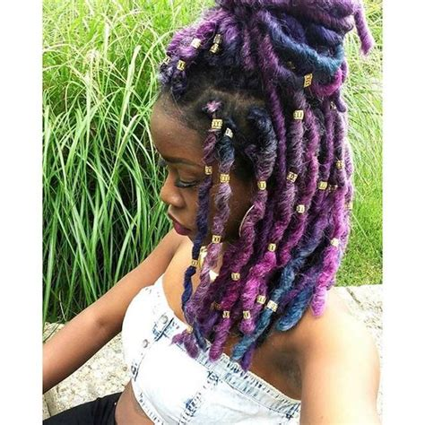 can marley hair break off your hair 35 short faux locs and protective goddess locs styles
