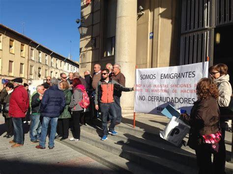 la tributacin de las pensiones del extranjero emigrantes retornado palencia la asociaci 243 n de emigrantes