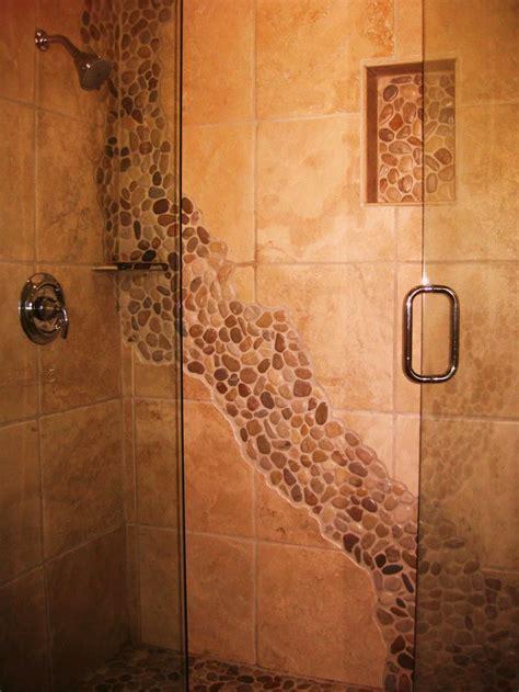 stone river   shower dream home pinterest