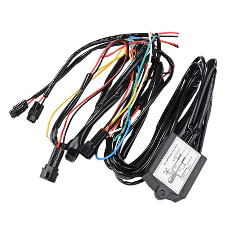 led daytime running light drl relay harness auto