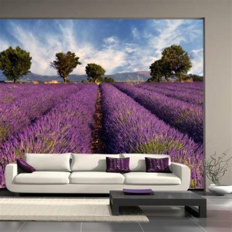 Contemporary Wall Murals Interior modern interior design trends in photo wallpaper prints