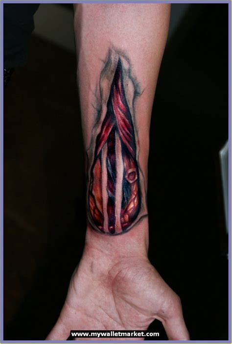 tattoo 3d wrist 3d wrist tattoos for boys amazing tattoo