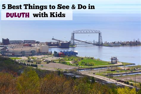 haircut places duluth mn best 5 things to see do in duluth with kids the mama