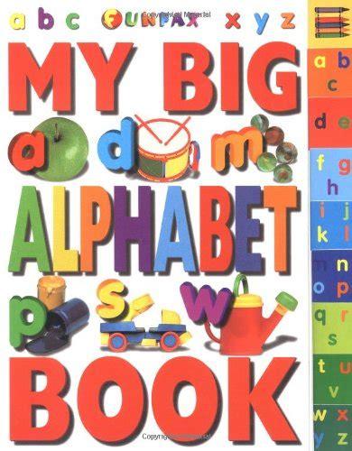 big tab board books my big alphabet book
