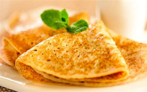 Main Dishes For Christmas - blini or bliny are thin russian pancakes