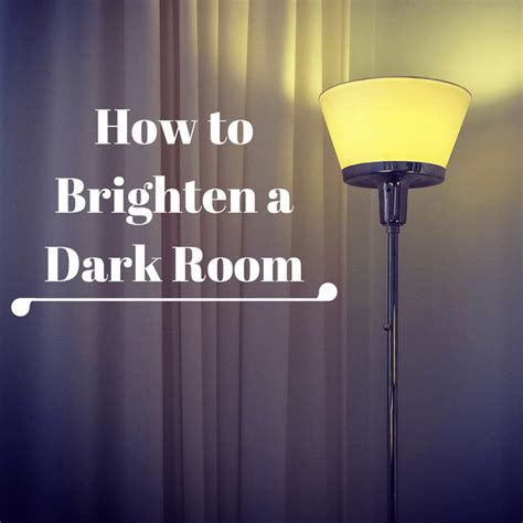 paint colors to brighten a dark room how to brighten a dark room