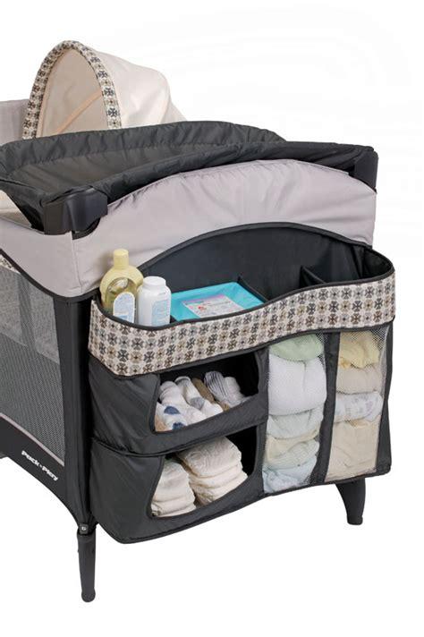 Pack N Play With Newborn Sleeper by Graco Newborn Napper Vance Elite Travel Bassinet Crib