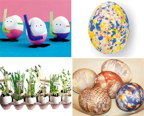12 easy easter egg crafts for kids