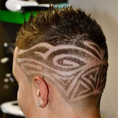 haircut designs stencils 23 cool haircut designs for men