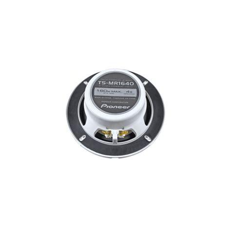 pioneer boat speakers pioneer ts mr1640 6 5 quot 2 way marine speakers at