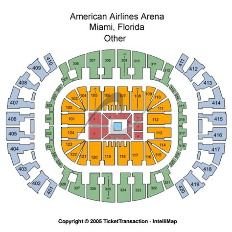 American Airlines Arena Box Office by Justin Bieber Tickets Seating Chart Americanairlines