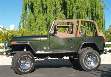 Jeep Yj 7 Jeep Wrangler Yj Photos 7 On Better Parts Ltd