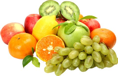 6 fruits in fruits png file digital graphics