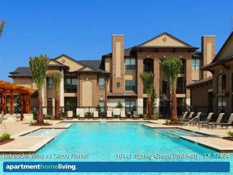 Townhome Apartments Katy Tx Lakeside Villas At Cinco Ranch Apartments Katy Tx