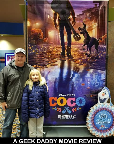 coco film review a geek daddy coco movie review
