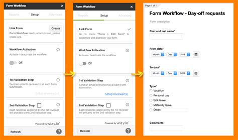 google form how to validate a workflow with google forms wizy io blog