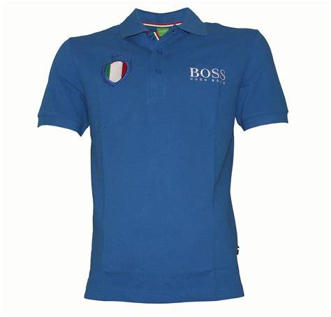 Polo Shirt hugo italy world cup polo shirt polo shirts from