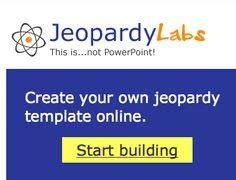 Make A Jeopardy Game On Powerpoint Gaming School And Make Your Own Jeopardy Powerpoint