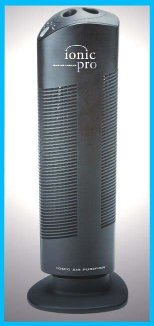 ionic air purifier review of ionic pro analysis of the ionic pro ionic air purifier