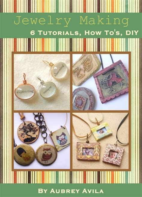 how to make jewelry books jewelry e book six how to s diy pdf format by