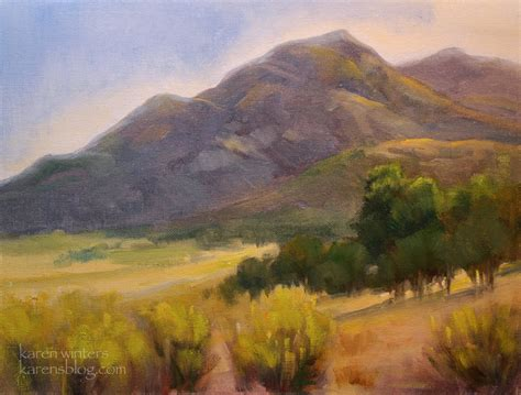california landscapes oil paintings oil painting