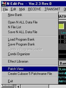 tr editpro soundeditor soundtower software software cakewalk instrument definition files