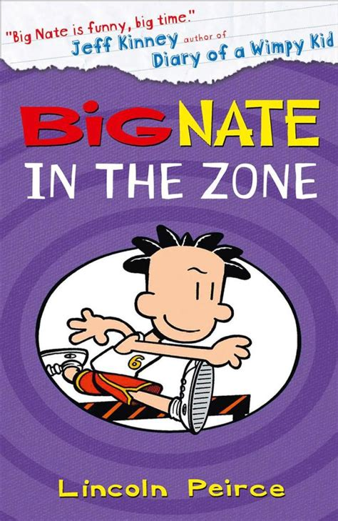 Big Nate 06 Big Nate In The Zone lincoln peirce author of the big nate series answers ten