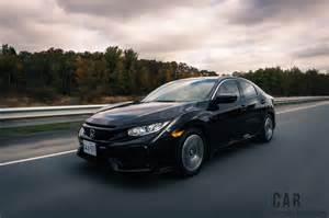 Honda Civic Review Review 2017 Honda Civic Hatchback Canadian Auto Review