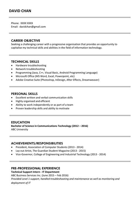professional objective in resume professional objective in resume