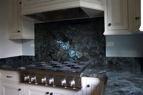 Labradorite Countertop by Labradorite Lemurian Kitchen Kitchen
