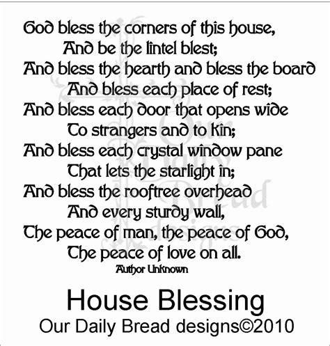 prayer for house blessing go search for tips