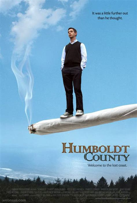 design poster film humboldt county creative movie poster design 13