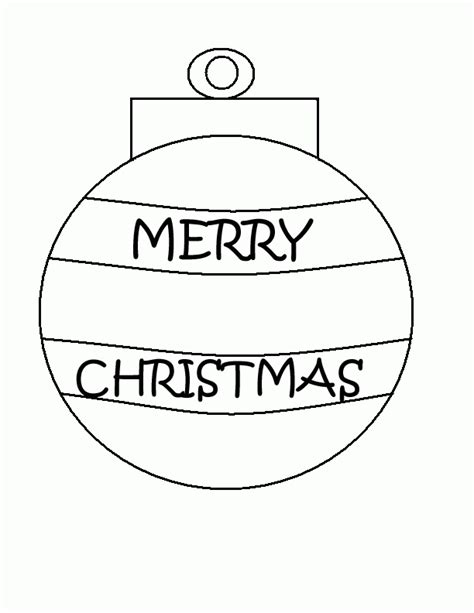 printable christmas ornaments for toddlers free printable ornaments coloring home