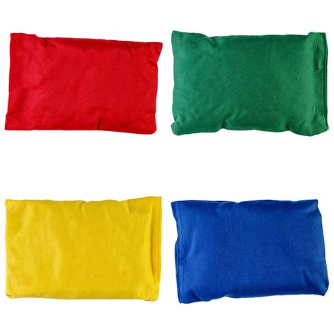 pe ideas bean bags new 360 soft filled play toys pe bean bags pack