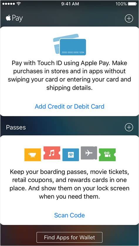 Add Apple Gift Card To Wallet - set up and use apple pay on your iphone or ipad apple support