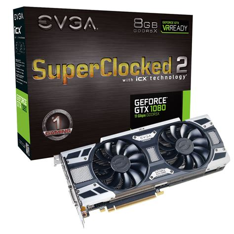 Evga Geforce Gtx 1080 Ftw2 Gaming evga announces gtx 1080 11gbps and gtx 1060 9gbps videocardz