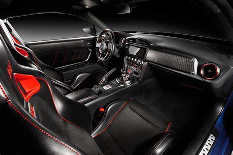 custom subaru brz interior subaru brz sti performance concept boxer de gt