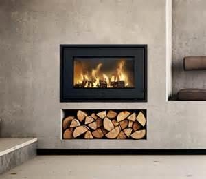 Superminimalist Com rais 700 wood burning inset stove