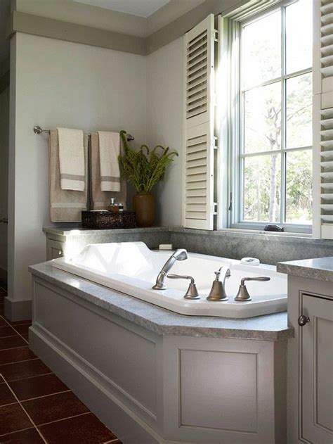 bathtub surround with window bathtub design ideas towels cabinets and window