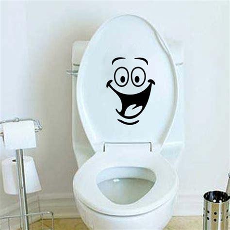 Aliexpress com buy kids room wall sticker toilet bathroom waterproof decorative vinyl wall
